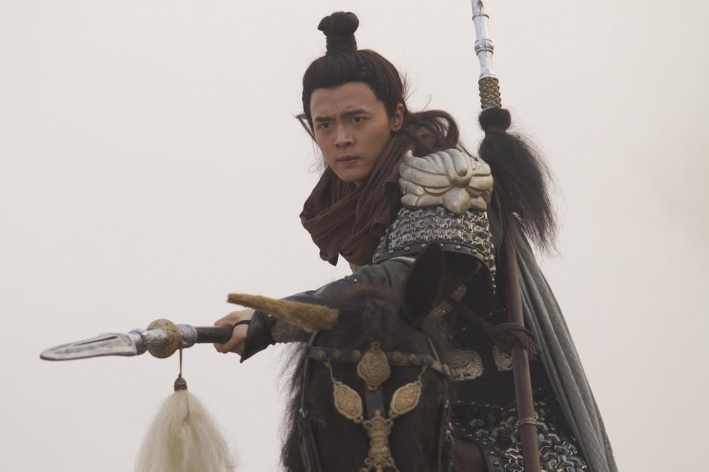 忠烈杨家将电影剧照