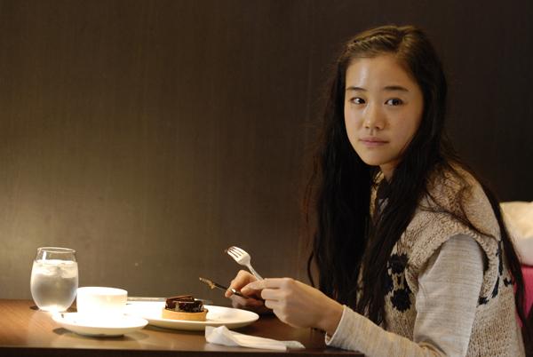 幸福洋菓子演员也不例外受邀至香港出席亚洲电影大奖的苍井优因